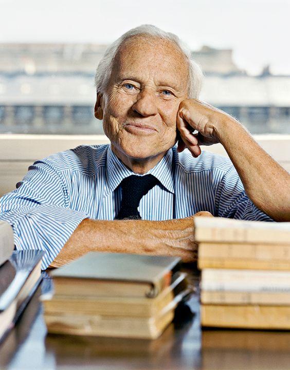 Jean d'Ormesson est l'écrivain de l'optimisme et du bonheur